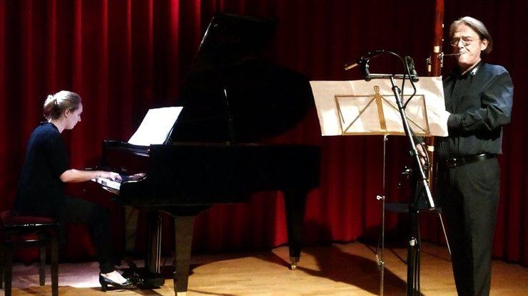 Hemma Tuppy und Vladimir Kacar spielen Martha Schwediauer