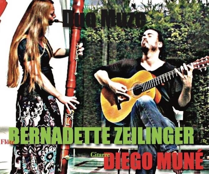 Duo Muze Bernadette Zeilinger Diego Muné