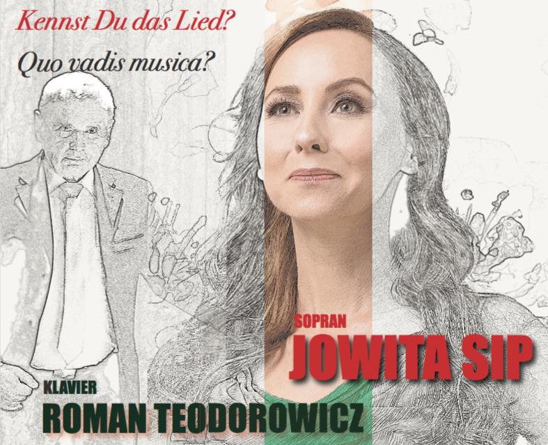 Jowita Sip Kennst Du das Lied