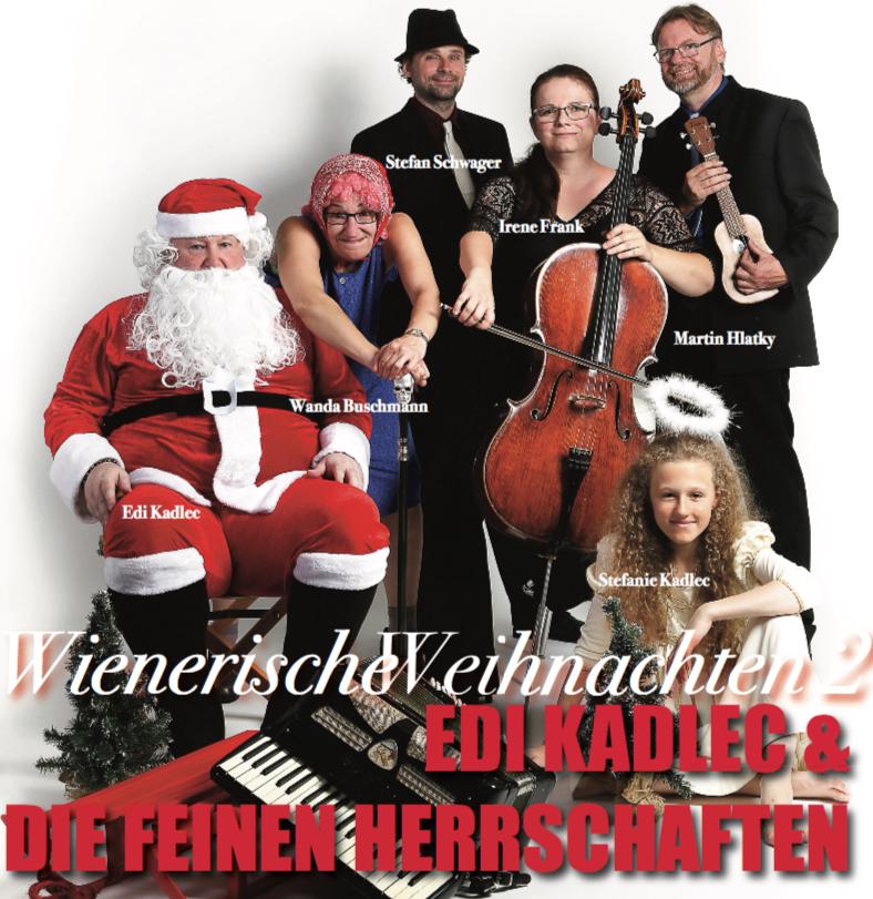 Edi Kadlec Weihnachten_Programm