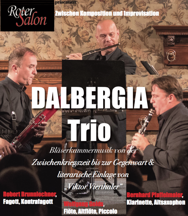 Dalbergia Trio Programmfoto