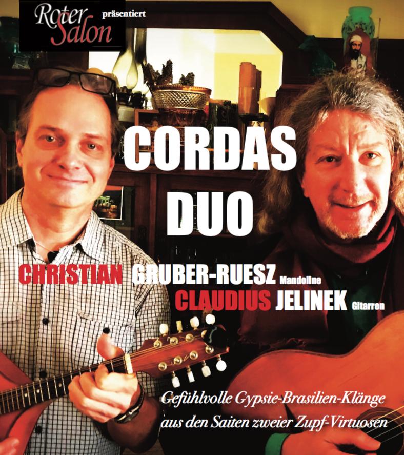 Cordas Duo Programm