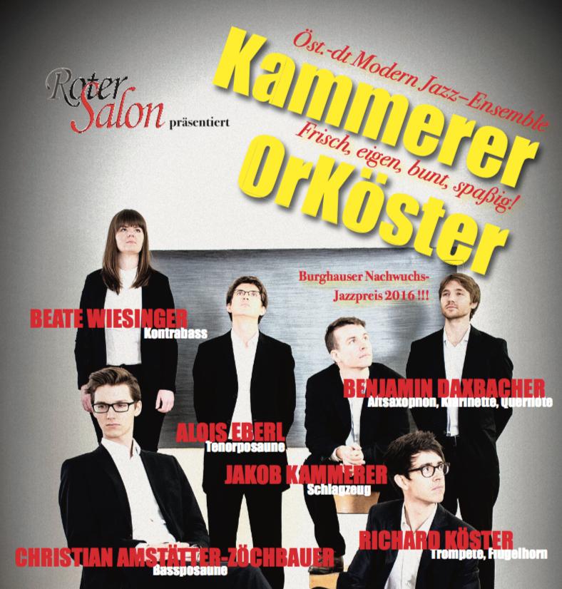Kammerer OrKöster Programmfoto
