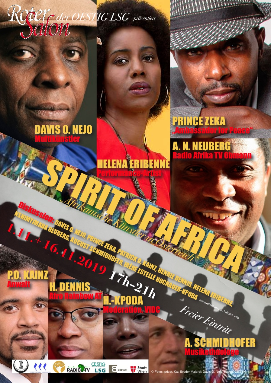 spirit of Africa Diskutanten Prgm